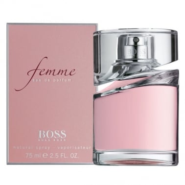 Hugo Boss Femme - 75ml Eau De Parfum Spray