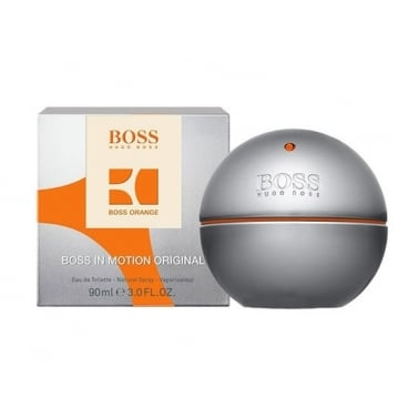 Hugo Boss In Motion for Men - 90ml Eau De Toilette Spray