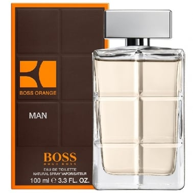 Hugo Boss Orange Man - 100ml Eau De Toilette Spray