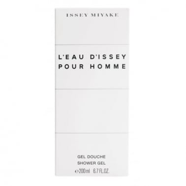 Issey Miyake L'eau D'issey For Men - 200ml Shower Gel.