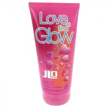 J Lo Love At First Glow - 200ml Perfumed Body Lotion, Damaged Box.