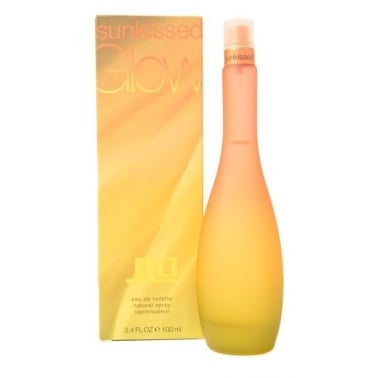 J Lo Sunkissed Glow - 100ml Eau De Toilette Spray, Damaged Box.