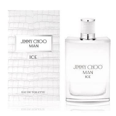 Jimmy Choo Ice Man For Men - 100ml Eau De Toilette Spray.