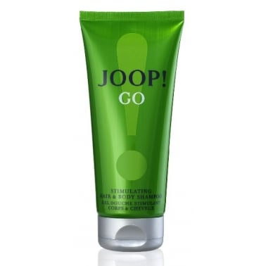 Joop! Go Pour Homme - 200ml Shower Gel, Damaged Box.