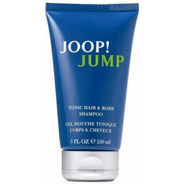 Joop ! Jump - 200ml Tonic Hair and Body Shampoo, Damaged.