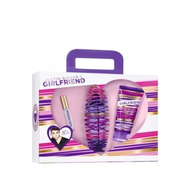 Justin Bieber Girlfriend - 30ml Gift Set With Body Lotion