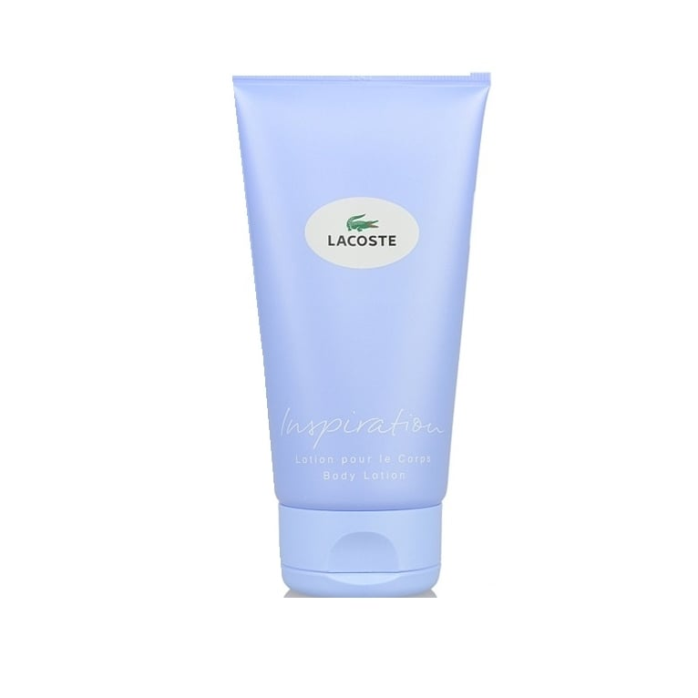 Lacoste Inspiration - 150ml Perfumed Body Lotion, Damaged Box.