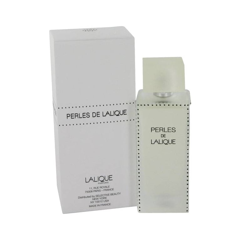 Scentsationalperfumescom Buy Lalique Perles De Lalique Pour Femme