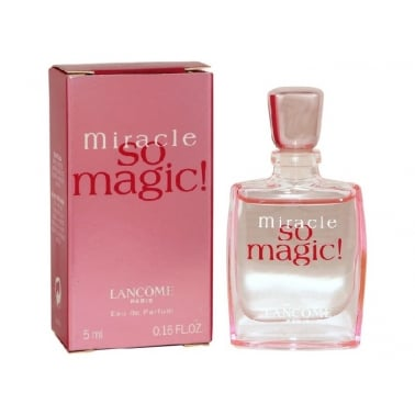 Lancome Miracle So Magic - 5ml Miniature EDP.