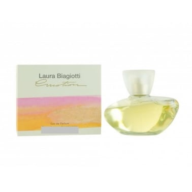 Laura Biagiotti Emotion - 50ml EDP Gift Set With 50ml Body Lotion.