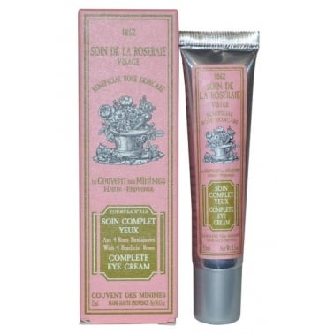 Le Couvent des Minimes Beneficial Rose Complete Eye Cream 15ml.