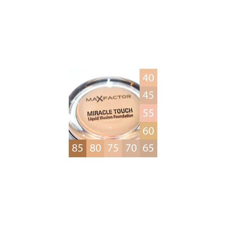 Max Factor Miracle Touch Foundation - 85 Caramel