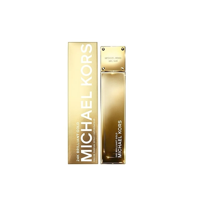 Michael Kors 24K Brilliant Gold - 50ml Eau De Parfum Spray.