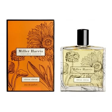 Miller Harris Citron Citron Unisex - 50ml Ea uDe Parfum Spray.
