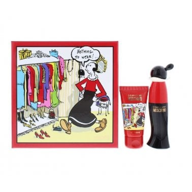Moschino Cheap & Chic - Gift Set With 30ml Eau De Toilette Spray and 50ml Body Lotion.