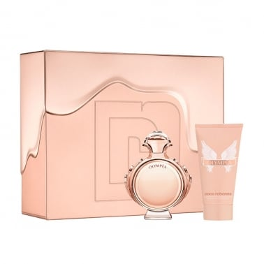 Paco Rabanne Olympea - 50ml EDP Gift Set With Body Lotion