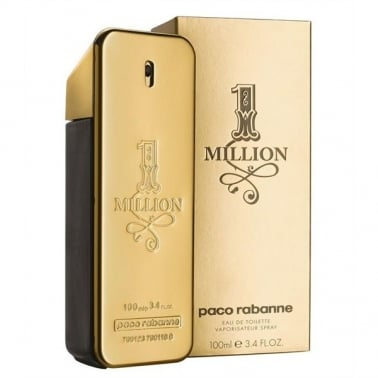 Paco Rabanne One Million - 100ml Eau De Toilette Spray