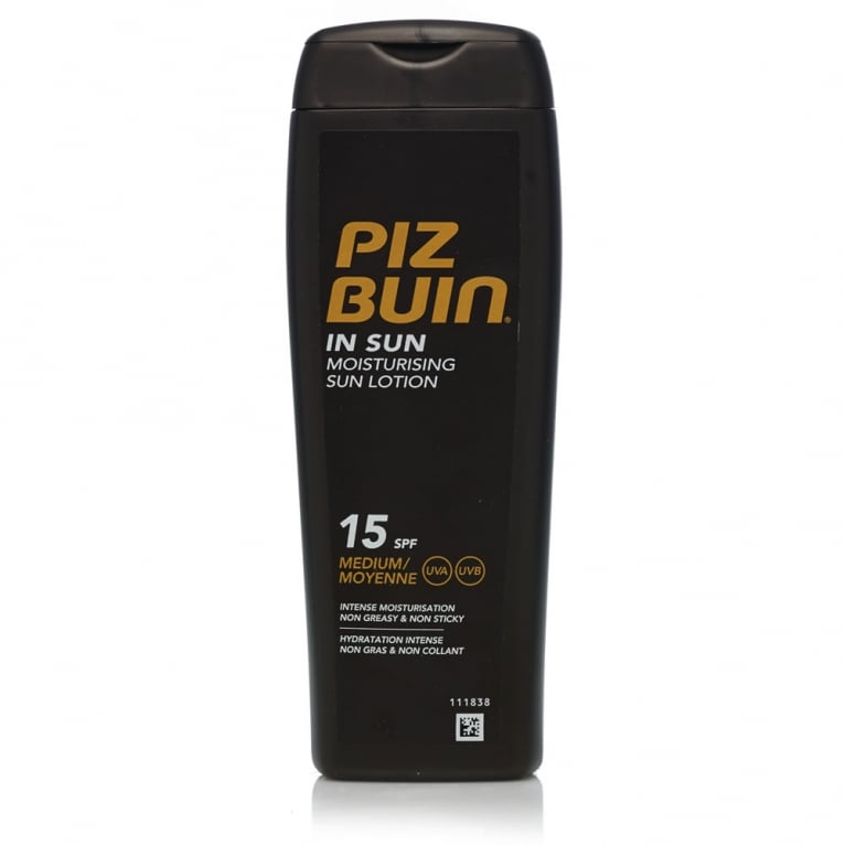 Piz Buin In Sun Moisturising Lotion SPF10 200ml