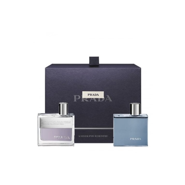 f992513d Amber Pour Homme - 50ml EDT Gift Set With 100ml Shower Gel.