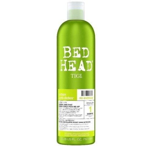 "Femmina   ""Tigi Bed Head Urban Re Energize Shampoo 750ml."""