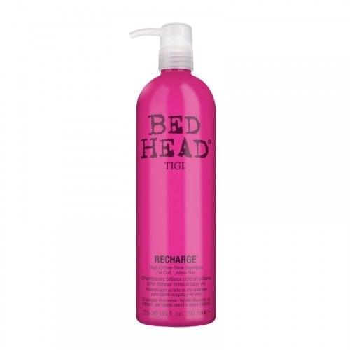 "Femmina   ""Tigi Bed head Recharge High Octane Shine Shampoo 750ml."""