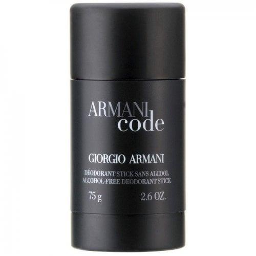 "Femmina | ""Giorgio Armani Code - 75g Deodorant Stick Pour Homme"""