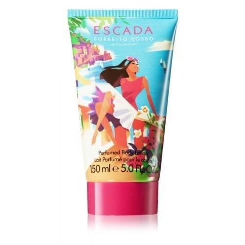 "Femmina | ""Escada Sorbetto Rosso - 150ml Perfumed Body Lotion"""