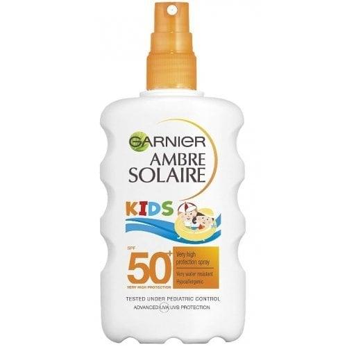 "Femmina | ""Garnier Ambre Solaire Kids Moisturising Lotion Very High Protection SPF50+ 200ml Lotion"""