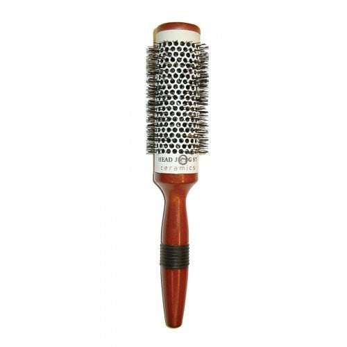 "Femmina | ""Head Jog 57 Ceramic Wood Radial Brush 38mm"""
