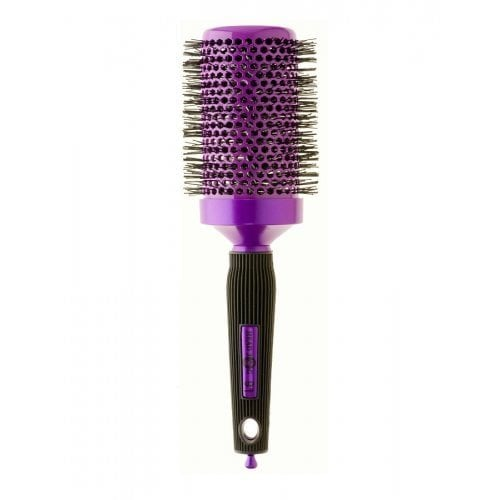 "Femmina | ""Head Jog 90 Purple Ceramic Radial Brush 50mm"""