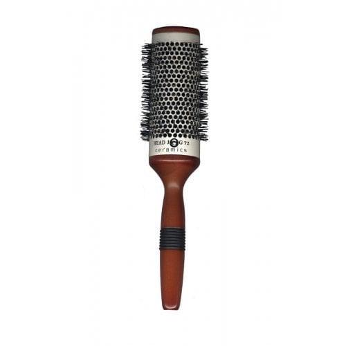 "Femmina | ""Head Jog 72 Ceramic Wood Radial Brush"""