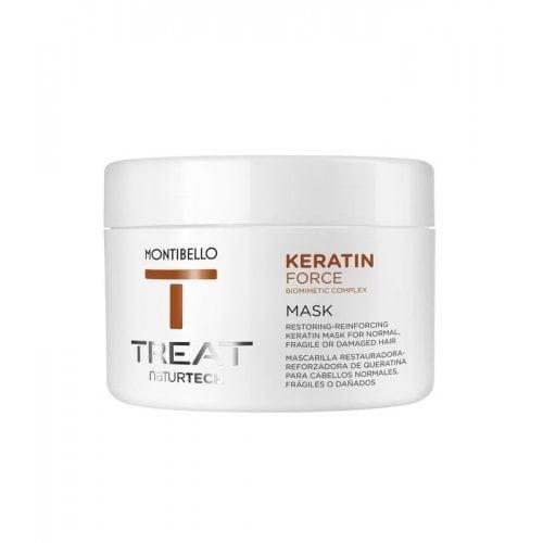 "Femmina | ""Montibello Treat Naturtech Keratin Force Mask - 200ml"""