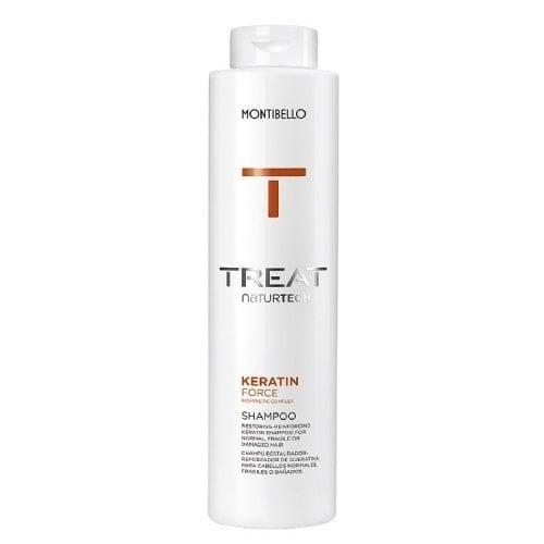 "Femmina | ""Montibello Treat Naturtech Keratin Force Shampoo - 1000ml"""