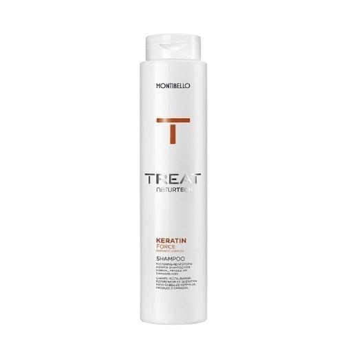 "Femmina | ""Montibello Treat Naturtech Keratin Force Shampoo - 300ml"""