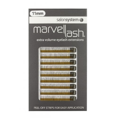 "Femmina | ""Salon System Marvel Lash Extra Volume Eyelash Extensions 11mm"""