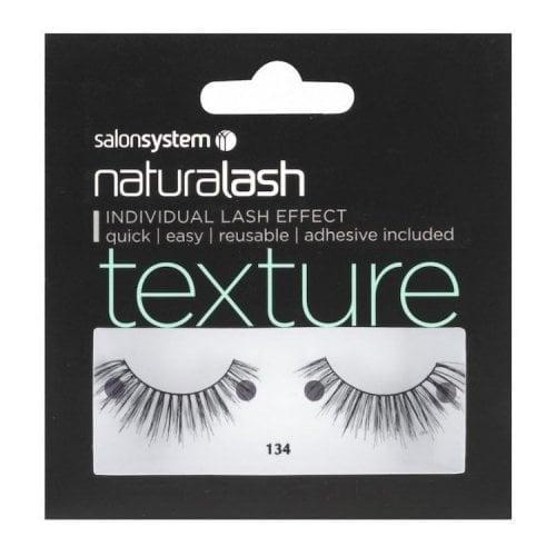 "Femmina | ""Salon System Naturalash Re-Usable Eyelashes - Black - 134"""