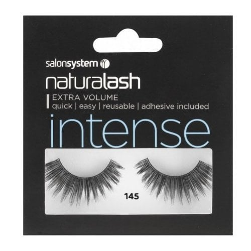 "Femmina | ""Salon System Naturalash Re-Usable Eyelashes - Black - 145"""