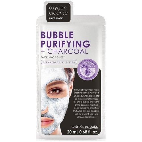 "Femmina | ""Skin Republic Bubble Purifying Charcoal Face Mask - 20ml"""
