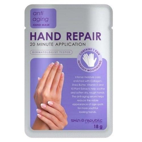 "Femmina | ""Skin Republic Anti Aging Hand Mask - Hand Repair - 18g"""