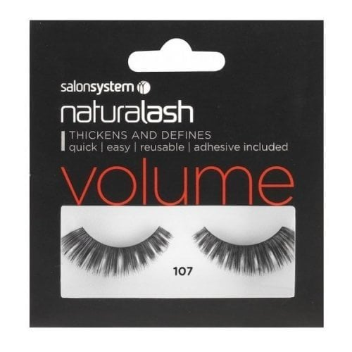 "Femmina | ""Salon System Naturalash Eyelashes - 107"""