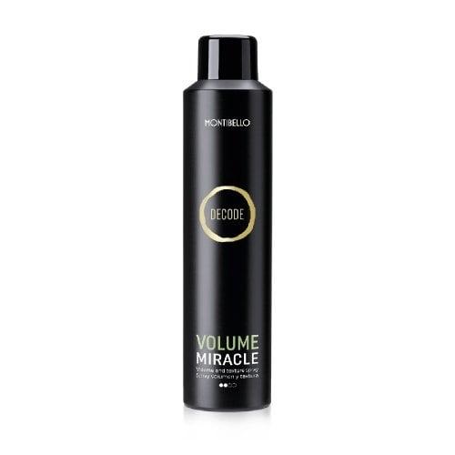 "Femmina | ""Montibello Decode Volume Miracle Volume and Texture spray 250ml"""