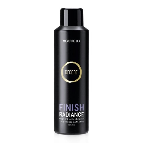 "Femmina | ""Montibello Decode Finish Radiance High Shine Finish Spray 200ml"""