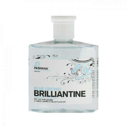 "Femmina   ""Pashana Blue Orchid Brilliantine - 150ml Sweet Smelling Hair Tonic"""
