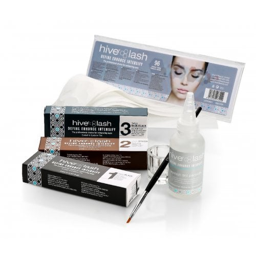 "Femmina   ""Hive Eyelash & Eyebrow Tint Starter Tinting Set"""
