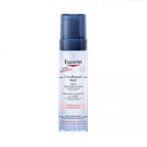 "Femmina | ""Eucerin Urea Repair Plus Shower Foam 200ml For Body & Face"""