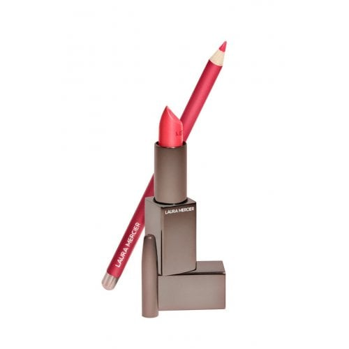 "Femmina | ""Laura Mercier Lip Artiste Duet Set With Red Lipstick and Lip Liner"""