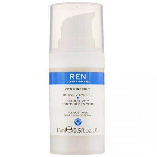 REN Clean Skincare Vita Mineral Active 7 Eye Gel 15ml