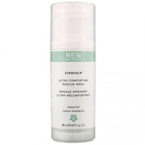 REN Clean Skincare Evercalm Ultra Comforting Rescue Mask 50ml