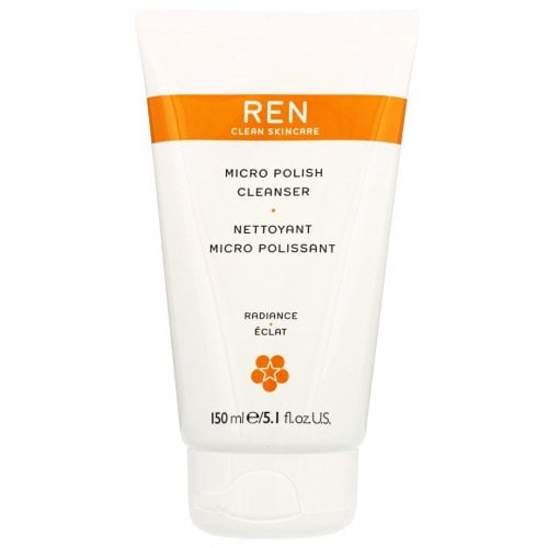 REN Clean Skincare Face Radiance Micro Polish Cleanser 150ml