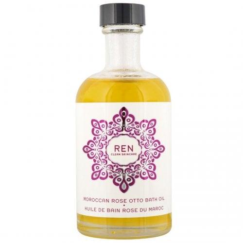 "Femmina | ""REN Clean Skincare Moroccan Rose Otto Bath Oil 110ml"""